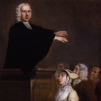 George Whitefield, c. 1742