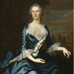 Mrs. Charles Carroll of Annapolis, 1753/54