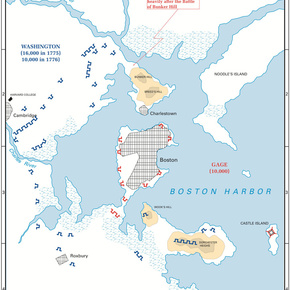 The Siege of Boston, 1775—76