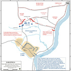 First Saratoga, Initial Dispositions and Movements, 19-Sep-1777