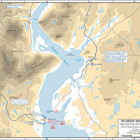 The Battle of Stony Point, Initial Dispositions and Movements, 16-Jul-1779
