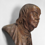 Benjamin Franklin (figurehead), 1787