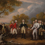 The Surrender of General Burgoyne at Saratoga, 16 October 1777; c. 1822—32