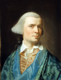 Self-Portrait, 1770—71