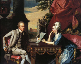 Mr. and Mrs. Ralph Izard, 1775