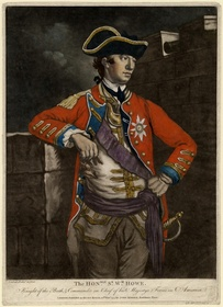 William Howe, 1777