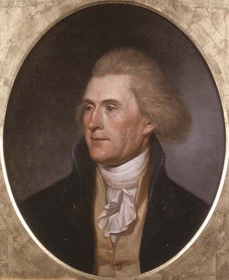 Thomas Jefferson, 1791