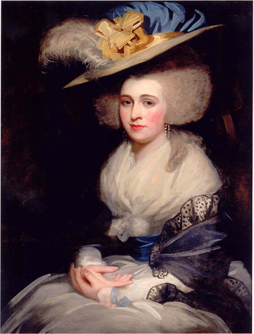 Abigail Adams Smith, 1786