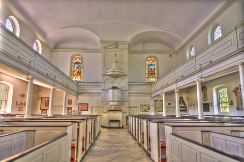 St. Peter's Church - Interior