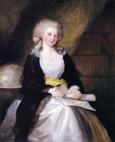 Ann Whiteside Earl, 1784