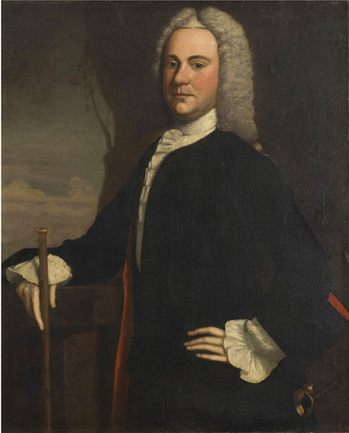 Dr. Phineas Bond, 1746