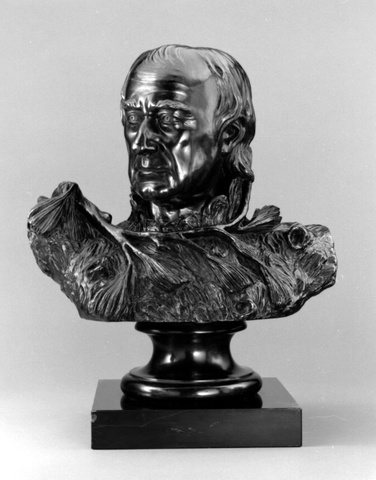Self-Portrait (bronze), 1822
