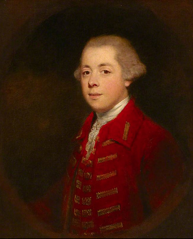 Frederick North, 2nd Earl of Guilford, 1763