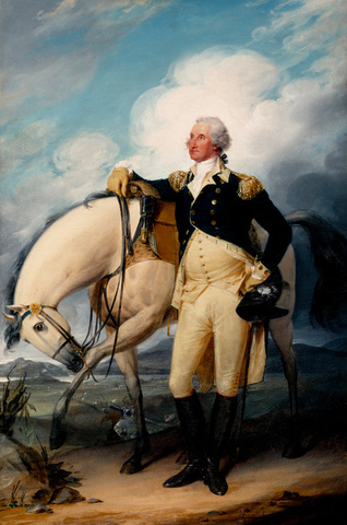 Washington at Verplanck's Point, 1790