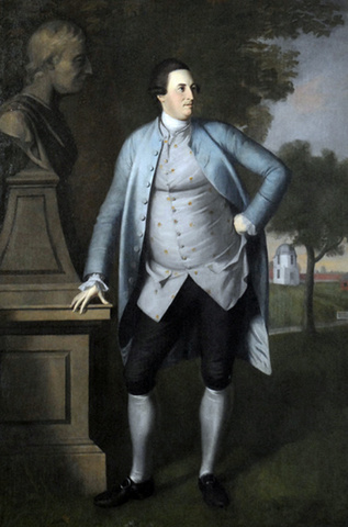 William Paca, 1772