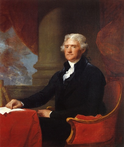 Thomas Jefferson, 1805—07