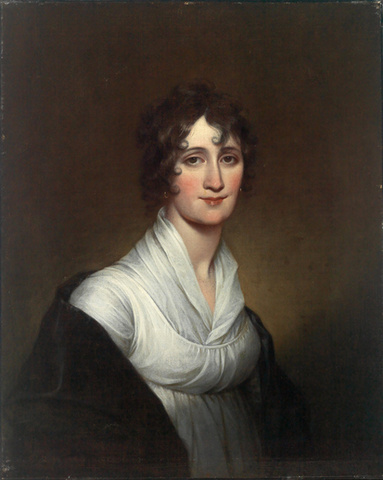 Mrs. Thomas Sully (Sarah Annis), 1806