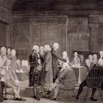 Congress Voting Independence, c. 1803