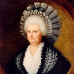 Martha Washington, 1790