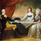The Washington Family, 1789—96