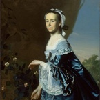 Mrs. James Warren (Mercy Otis), 1763