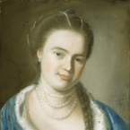 Mrs. Gawen Brown (Elizabeth Byles), 1763