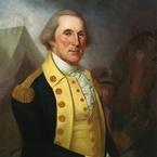 George Washington, 1787