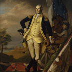 George Washington, c. 1782