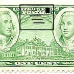 Mount Vernon Commemorative Stamp