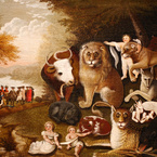 The Peaceable Kingdom, c. 1833—34
