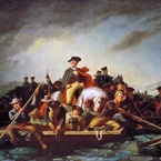 Washington Crossing the Delaware, c. 1856—71