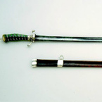 George Washington's Sword and Scabbard, c. 1778