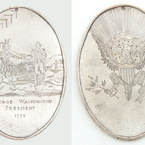Indian Peace Medal, 1792