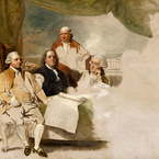 Commissioners of the Preliminary Peace Agreement with Great Britain, 1783—84