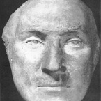 George Washinton Life Mask, 1785