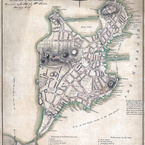 A Plan of the Town of Boston, 1775