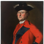 Lieutenant General Jeffery Amherst, 1758