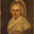 Mary Ball Washington, 1786