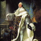 King Louis XVI by Antoine-François Callet, 1789