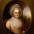 Martha Washington, c. 1853