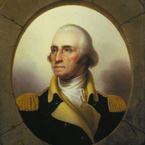 George Washington (porthole type), c. 1853