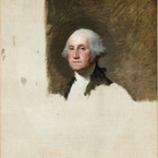 George Washington (The Athenaeum Portrait), 1796