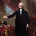 George Washington (The Lansdowne Portrait), 1796