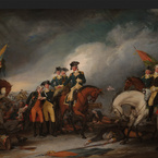 The Capture of the Hessians at Trenton, 26 December 1776; 1786—1828
