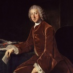 William Pitt, 1st Earl of Chatham, c. 1754