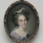 Mrs. Charles Willson Peale (Rachel Brewer), c. 1790