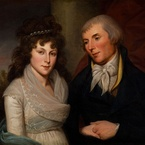 Mr. and Mrs. Alexander Robinson, 1795