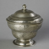 Sugar Bowl with Lid, 1764—98
