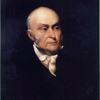 Portrait of John Quincy Adams, 1843
