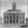 View of the Federal Edifice in New York, 1789
